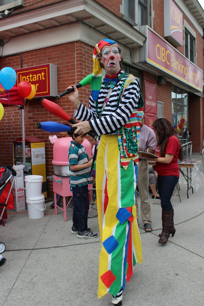 Free Toronto Events - Yonge and Lawrence Village festival