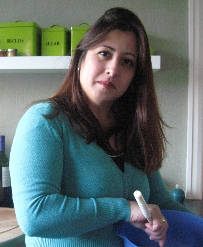 Nohora Smith, founder of My Colombian Cocina