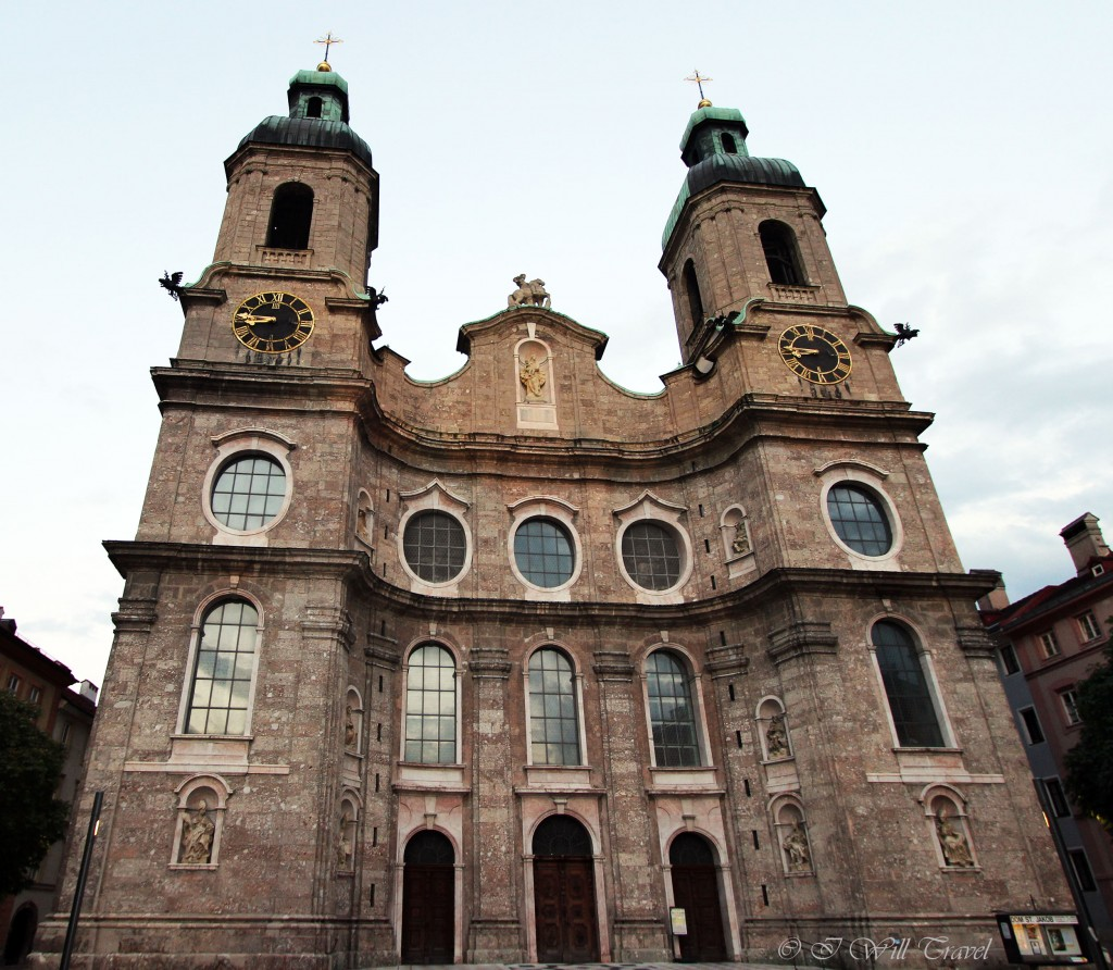 St. James Cathedral