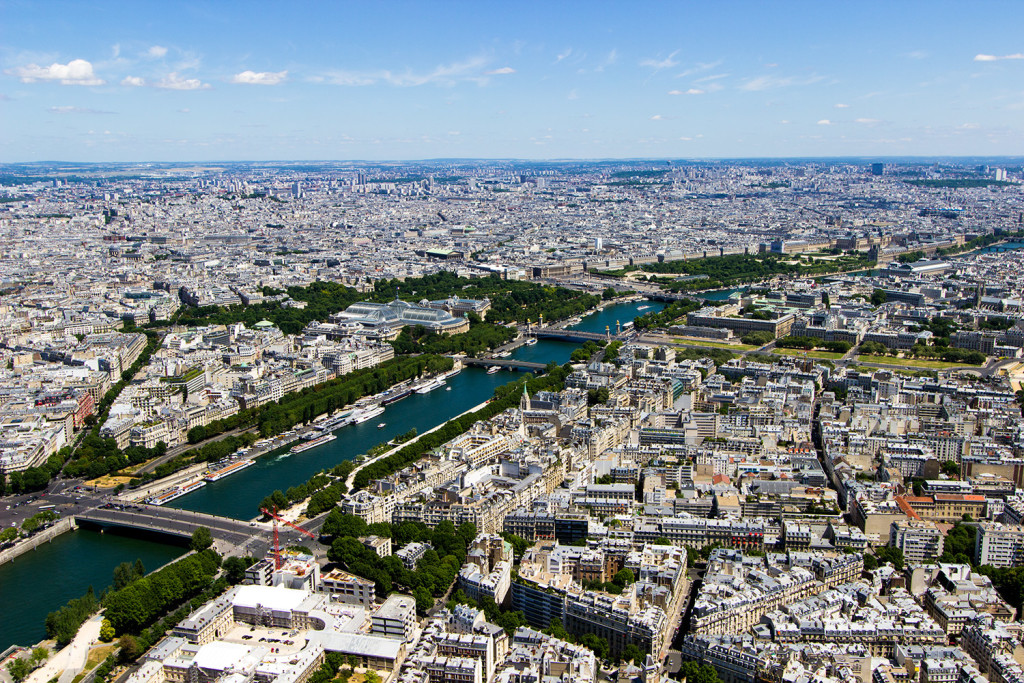The Top 5 Panoramic Views In Paris