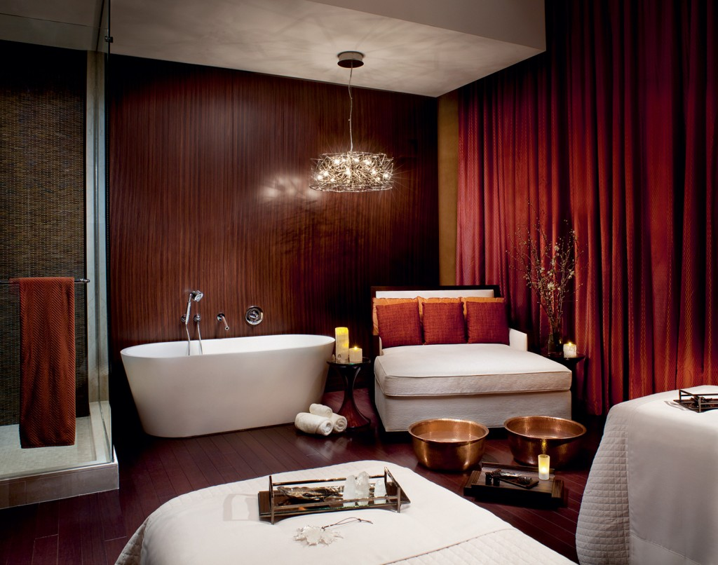 Review: Spa My Blend by Clarins, The Ritz-Carlton Toronto
