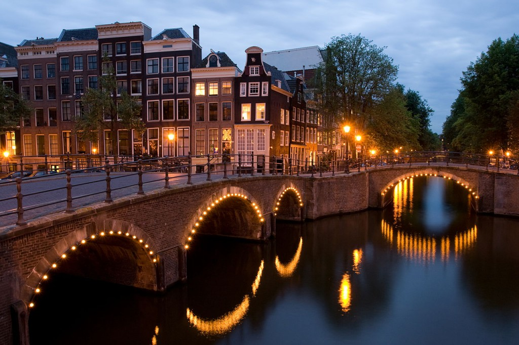 Why Not Head to Amsterdam Early?